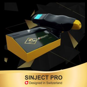 Sinject Pro - Automatic Hyaluron Application System -Hyaluron Pen Needle Free